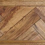 Parquet Brushed and Glazed Oak Blanket Box - Thumbnail 3