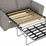 Robyn Spa 2 Seater Deluxe Sofa Bed with Mustard Scatters - Thumbnail 6