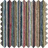 Striped Multi-coloured
