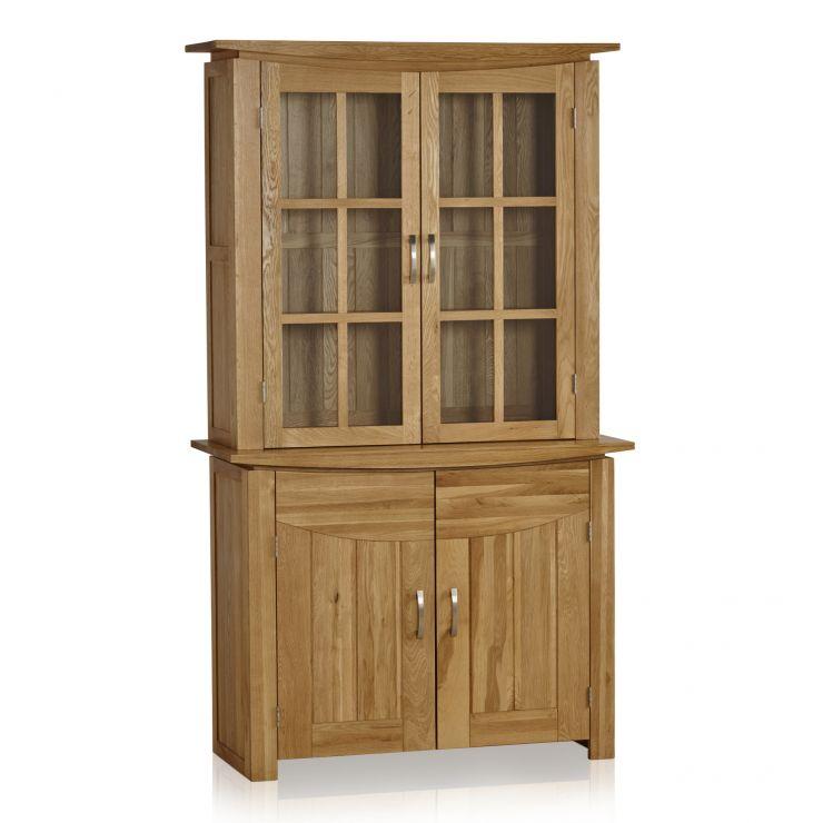 Tokyo Natural Solid Oak Glazed Dresser - Image 7