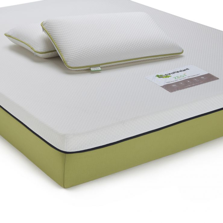 Zest King-size Mattress Dual
