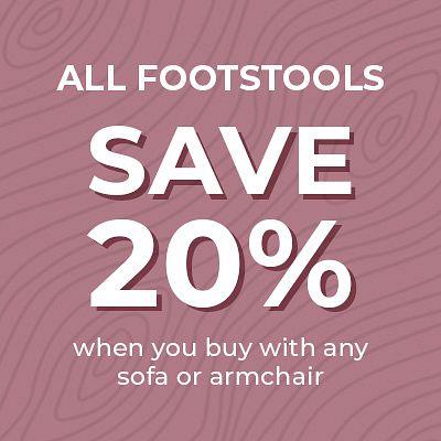 Footstool Offer