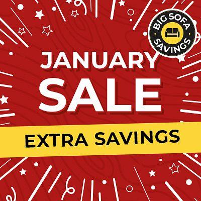 January Sale - Extra Savings