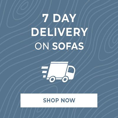 7-Day Delivery on Sofas