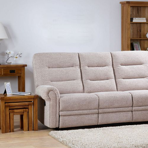 Fabric Recliner Sofas