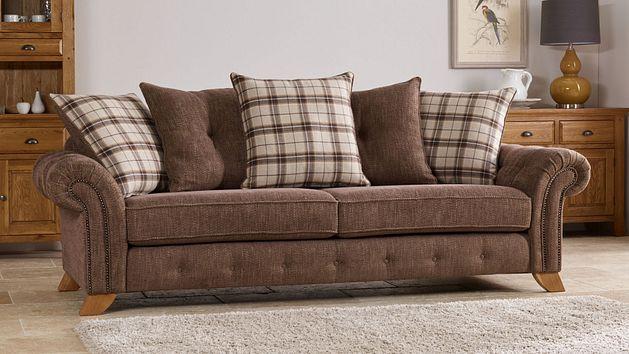 Fabric Sofas | The Montana Range | Oak Furniture Land