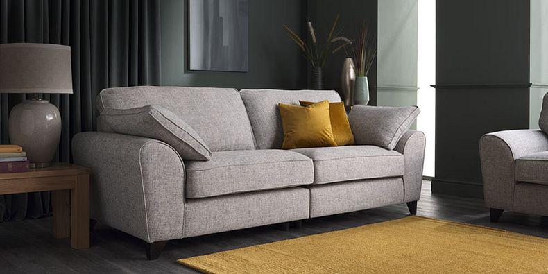 Brown 2 Seater Sofas