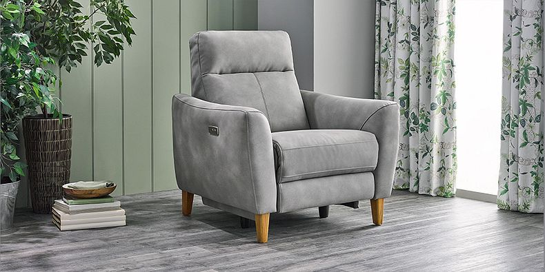 Fabric Recliner Chairs