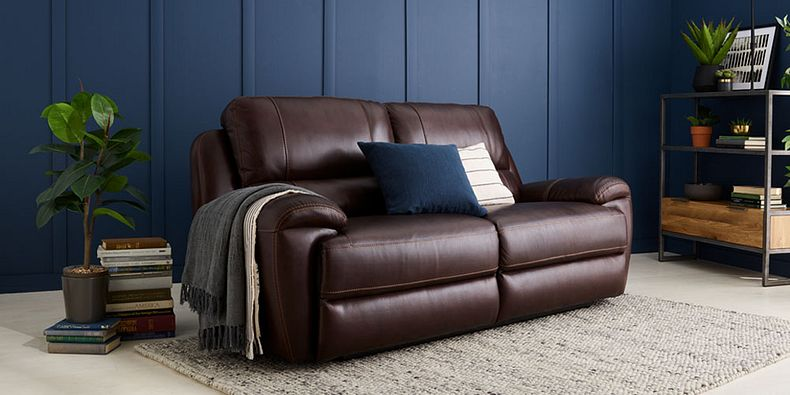 Leather Sofa Ranges