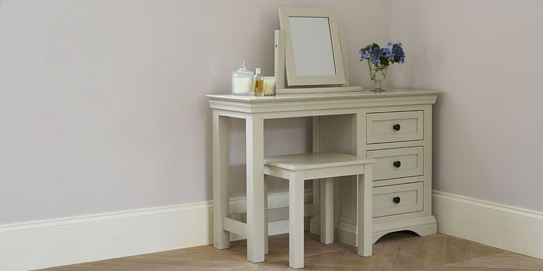 Mango and Painted Dressing Tables