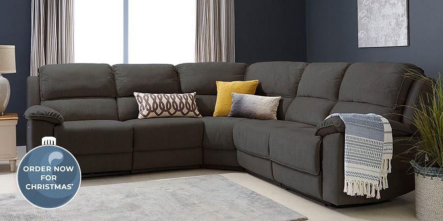 Goodwood fabric sofas