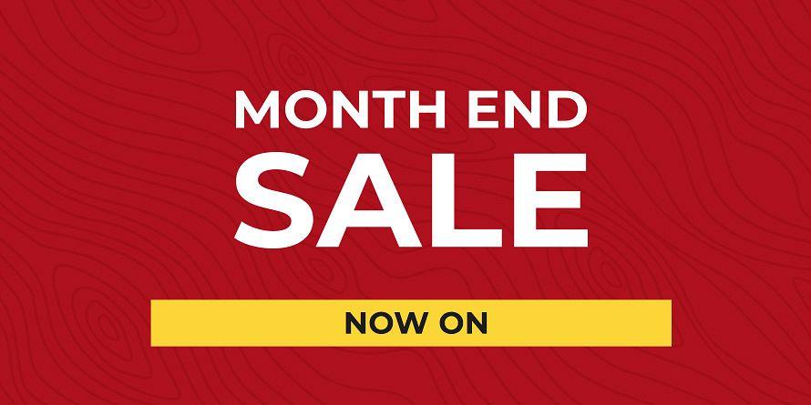 Month End Sale