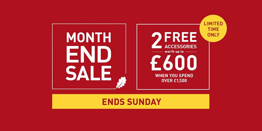 Month end sale - Ends Sunday