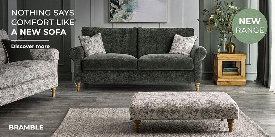 New Sofa Ranges (Bramble)